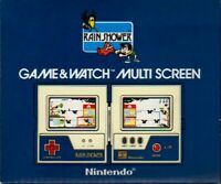 Nintendo Game & and Watch Rain Shower LP-57 original parts
