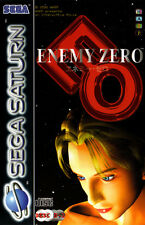 # Sega Saturn-Enemy Zero-como nuevo, pero sin pappschuber #