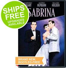 Sabrina (DVD, 2013) NEW, Sealed, Humphrey Bogart, Audrey Hepburn, William Holden