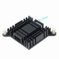 Aluminum 60mm Bolt Center Northbridge Chipset Fin Cooling Heatsink 37x37x10mm