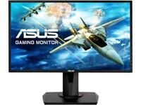 "ASUS VG248QG 24"" Full HD 1920 x 1080 0.5ms 165Hz(overclockable) Gaming Monitor,"