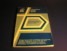 IEA Annex 25 Real Time Simulation of HVAC Systems Building Optimisation 1993