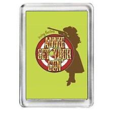 Annie Get Your Gun. The Musical. Fridge Magnet.