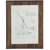 Picture With Ship Design Bateau Boeuf UNIQUE by Ib Laursen