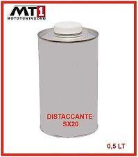DISTACCANTE A CERA SX20 PER STAMPI VETRORESINA CARBONIO VTR CARBON 0,5 LT