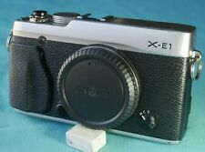 Fujifilm X-E1  Body converted to FULL SPECTRUM for Infra Red photography