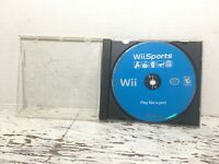 Wii Sports Nintendo (Wii, 2006) Game Disc Only Tested Free Shipping!