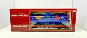BACHMANN BIG HAULER 93433 G SCALE DADS ROOT BEER TANK CAR LN CONDITION IN BOX