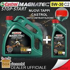 Olio CASTROL MAGNATEC 5W30 C2 Motore DIESEL BENZINA 5 LT Litri - CASTROL ITALIA