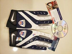 Ladainian Tomlinson Auto NFL On Field Gloves GTSM Show San Jose PSA/DNA/ LT COA