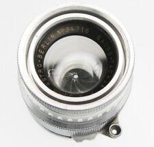 Astro Berlin 50mm f2 Gauss-Tachar Leica SM  #34716