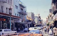 Vintage Photo Slide 1977 San Francisco Street Scene Chinatown