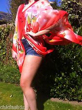 Festival Boho Kimono Kaftan Beachwear Free Size UK8-UK20 Kaftan UK based Seller