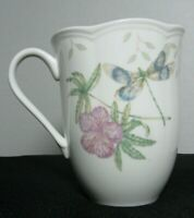 Lenox Butterfly Meadow Series Dragonfly  Mug / Cup    NEW w / Tag QTY Avail