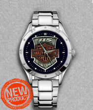 Vintage Harley-Davidson 115th Collector Anniversary 115 Stainless Steel Watches