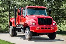 2005 International Harvester CXT CUSTOM FULLY LOADED