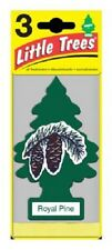 Car Freshner, 12 Pack, Royal Pine Little Tree Air Freshener