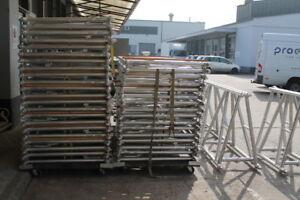 Prolyte S100F 24 Stück / 64m lfm Folding-Truss Schwerlasttraverse Falttraverse