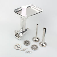1pc Stainless Meat Grinder Food Chopper Attachment For Kitchenaid Stand Mixer