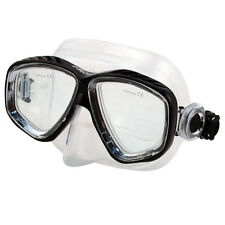 Scuba Diving Snorkeling Silicone Mask Water Sports Gear