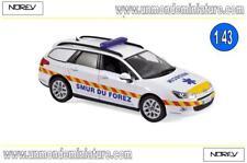Promo Citroën C5 Tourer 2011 SMUR de Feurs  NOREV - NO 155584 - Echelle 1/43
