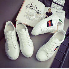 Women Casual Sports Flat Shoes Small Bee Sneakers Sports Running Shoes Trainers