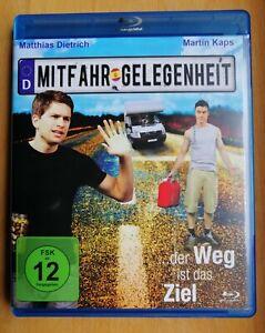Blu-ray Mitfahrgelegenheit - Der Weg ist das Ziel Matthias Dietrich Martin Kaps