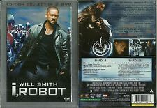 I, ROBOT avec WILL SMITH ( 2 DVD COLLECTOR ) / COMME NEUF - LIKE NEW