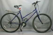 "Giant Boulder 550 MTB Bike Large 18"" Hardtail Rigid Canti 4130 Steel USA Charity"