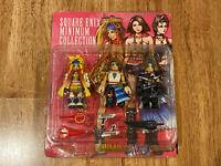 Square Enix Minimum Collection Final Fantasy X-2 Brick Figure Rikku Yuna Paine