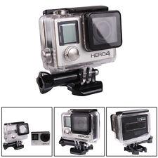 NEW 30M Side Open Underwater Waterproof Housing Case For GoPro HD Hero3 3+ 4 Cam