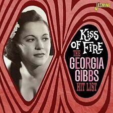 Georgia Gibbs - Georgia Gibbs Hit List: Kiss of Fire [New CD] UK - Import