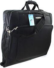 Lorenz traje Portador de Equipaje de Viaje Bolso de ropa color negro con correa para el Hombro