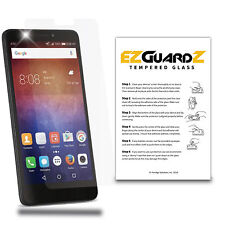 EZguardz Premium Tempered Glass Screen Protector For Huawei Ascend XT