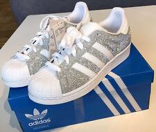 adidas Superstar Damen Sneaker mit Glitzer günstig kaufen | eBay