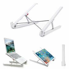 Laptop Ständer Faltbarer Tragbar Desktop MacBook Tablet Notebook PC Halter Stand