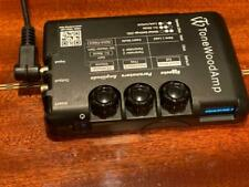 ToneWoodAmp Guitar Amplifier and Effect Box Works on Batteries Take it Anywhere!
