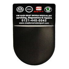 Car Tax Disc Holder VW Audi Seat Skoda Volkswagen Windscreen Permit Pass Wallet