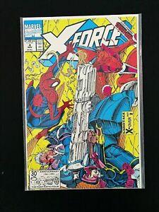 X-FORCE #4 MARVEL COMICS 1991 VF/NM