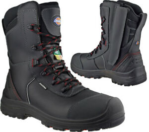 Mens Dickies Safety Composite Toe Cap Shoes TX PRO Work Combat Military Boots Sz