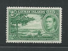 CAYMAN ISLANDS # 109 MNH BEACH VIEW