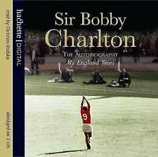 My England Years by Sir Bobby Charlton (CD-Audio, 2008)