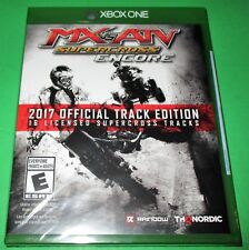 MX vs. ATV Supercross: Encore - 2017 Official Track Edition Xbox One *Brand New!