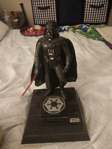 Star Wars Vintage 1996 Darth Vader Talking Light Sound Action Figure Piggy Bank