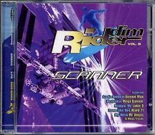 Reggae Dancehall Riddim Rider Vol 5 Scanner Various Ragga Sealed CD Music