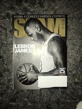 Slam Magazine #220 March 2019 basketball Los Angeles Lakers LEBRON JAMES