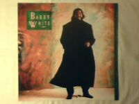 BARRY WHITE The man is back! lp WEST GERMANY COME NUOVO LIKE NEW!!!