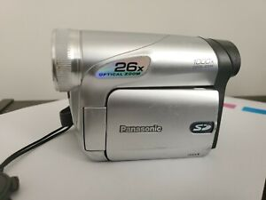 Panasonic PV-GS31 MiniDV Camcorder only camera no accessories