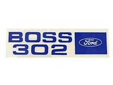 Mustang Valve Cover Decal Boss 302 Sold Each 1969 - 1970 - Osborn Reproductions