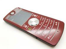 VGC Working Engineers Sample Motorola F3 Red/Black (Unlocked) Mobile Phone